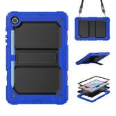 "Heavy Duty Samsung Galaxy Tab S6 Lite 10.4"" Strap Case P610 P615 Kids"