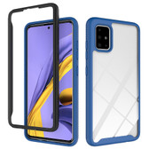 Shockproof Bumper Case Samsung Galaxy A71 2019 Clear Back Cover A715