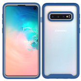 Shockproof Bumper Case Samsung Galaxy S10 Clear Back Cover G973 S 10