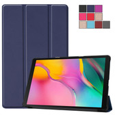 "Samsung Galaxy Tab S7+ Plus 12.4"" 2020 Smart Case Cover T970 T976"