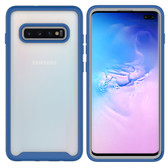 Shockproof Bumper Case Samsung Galaxy S10+ Plus Clear Back Cover G975