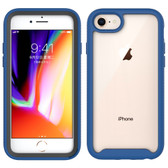 Shockproof Bumper Case iPhone 7 8 Clear Back Cover Apple iPh7 iPhone8