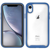 Shockproof Bumper Case iPhone XR Clear Back Cover Apple iPhoneXR