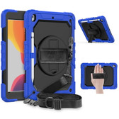 """Shockproof iPad 10.2"""" 2020 8th Gen Strap Rugged Case Cover Apple iPad8"""