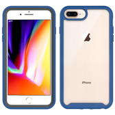 Shockproof Bumper Case iPhone 7 Plus / 8 Plus Clear Back Cover Apple