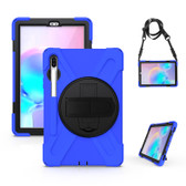 "Heavy Duty Strap Samsung Galaxy Tab S6 10.5"" T860 T865 Kids Case Cover"