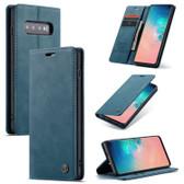 CaseMe Samsung Galaxy S10 Classic Leather Folio Case Cover G973 Skin