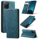 CaseMe Samsung Galaxy A31 Classic PU Leather Folio Case Cover A315