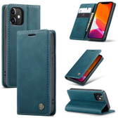 CaseMe iPhone 12 Classic PU Leather Folio Case Cover Apple iPhone12