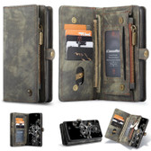 CaseMe 2-in-1 Samsung Galaxy S20 Detachable Case Leather Wallet Cover