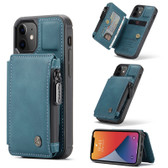 CaseMe Shockproof iPhone 12 Mini PU Leather Case Cover Wallet Apple