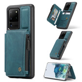 CaseMe Shockproof Samsung Galaxy S20 Ultra Leather Case Cover Wallet