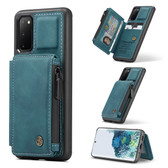 CaseMe Shockproof Samsung Galaxy S10 Leather Case Cover Zipper Wallet