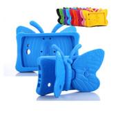 Kids iPad mini 4 Case Cover Apple Mini4 Shock-proof Children Butterfly