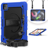 """Shockproof iPad Air 4 10.9"""" 2020 Strap Rugged Case Cover Apple Air4"""