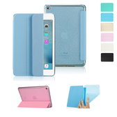 "Sleek iPad 10.2"" 2020 Smart Soft TPU Case PU Leather Cover Apple 8th"