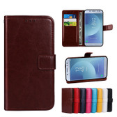 Folio Case For Samsung Galaxy S21 5G 4G Leather Case Cover G990 G991