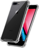 Goospery iPhone 7 Plus 8 Plus Clear Phone Case Shockproof Bumper Cover