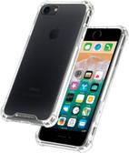 Goospery iPhone SE 2020 (2nd Gen) Clear Case Shockproof Bumper Cover