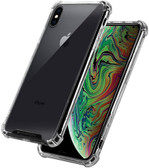Goospery iPhone Xs Max Clear Phone Case Shockproof Bumper Cover