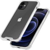 Goospery iPhone 12 mini Clear Phone Case Shockproof Bumper Cover