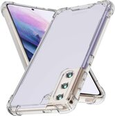 Goospery Samsung Galaxy S21 4G 5G Clear Phone Case Shockproof Cover