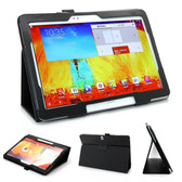 Samsung Galaxy Tab 4 10.1 T530 T531 T535 Leather Case Cover 10 inch