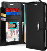 Goospery iPhone 7 8 Flip Wallet Case Cover Extra Card Slots Apple
