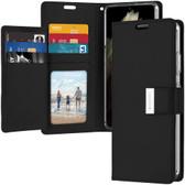 Goospery Samsung Galaxy S21 Ultra 4G 5G Wallet Case Cover Extra Slots