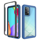Shockproof Bumper Case Samsung Galaxy A52 4G 5G Clear Back Cover A525