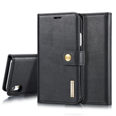 DG.Ming iPhone XR Detachable Classic Folio Wallet Case Cover Apple