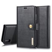 DG.Ming iPhone Xs Max Detachable Classic Folio Wallet Case Cover Apple