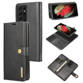 Samsung Galaxy S21 Ultra 5G Detachable Classic Wallet Case Cover G998