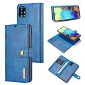 DG.Ming Samsung Galaxy A71 4G Detachable Wallet Folio Case Cover A715