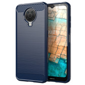 Slim Case For Nokia G10 Carbon Fibre Soft Cover