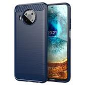 Slim Case For Nokia X20 5G Carbon Fibre Soft Cover