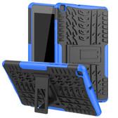 "Heavy Duty Kids Samsung Galaxy Tab A7 Lite 8.7"" Case Cover T220 T225"