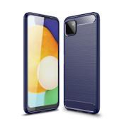 Slim Samsung Galaxy A22 5G 2021 Carbon Fibre Soft Case Cover A226
