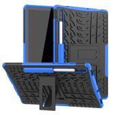 "Heavy Duty Kids Samsung Galaxy Tab S7 FE 12.4"" Case Cover T730 T736"