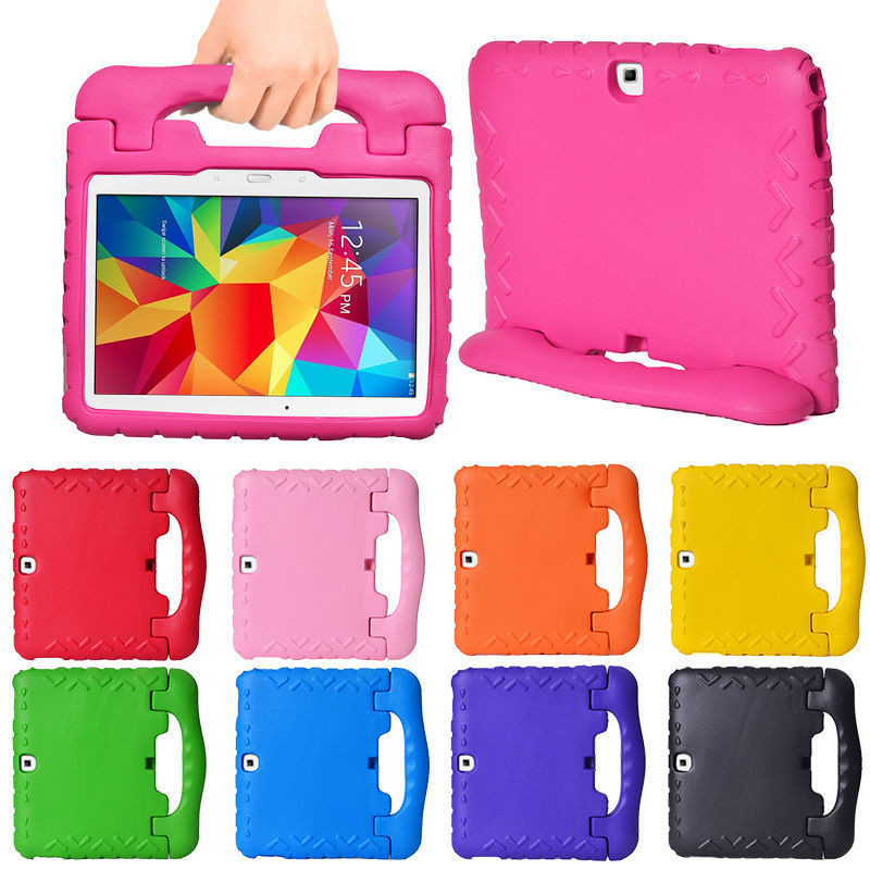 factory price 5b4b8 466d7 Kids Samsung Galaxy Tab 4 10.1 T530 T531 T535 Case Cover Shock-proof