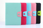 iPad Mini 4 Hybrid  Smart Leather Case Cover Apple mini4 Skin