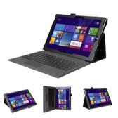 "Microsoft Surface PRO 4 12.3"" inch Folio Case Cover SurfacePro 12 Pro4"