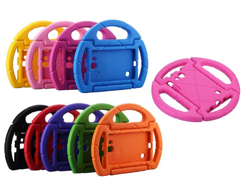 super popular 508fc ae479 Kids Samsung Galaxy Tab 3 7.0 Lite T110 T111 T113 Case Cover VE Shockproof  Wheel