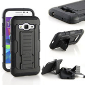 Samsung Galaxy Note 4 Heavy Duty Case Cover Note4 N910G N910U IV
