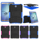"Heavy Duty Samsung Galaxy Tab A 9.7"" T550 T555 Kids Case Cover Tough"