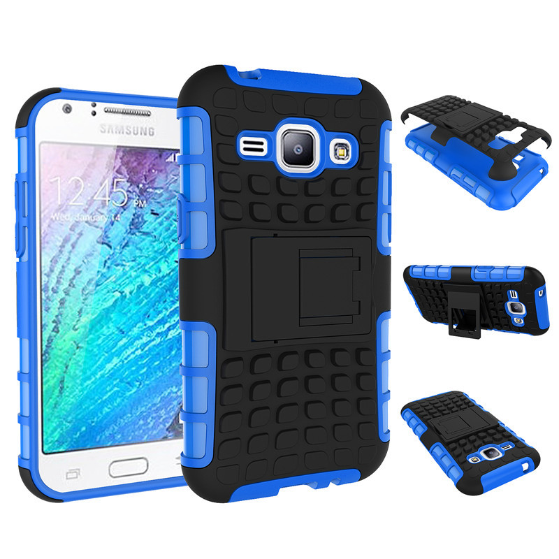 huge selection of e35cf a6fa5 Heavy Duty Samsung Galaxy J1 2016 Shockproof Case Cover J120 J120F