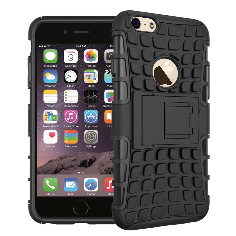 san francisco 2eb2c 5fd3c Heavy Duty iPhone 6 6s Shockproof Case Cover Tough Apple Skin