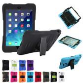 iPad Mini 1 2 3 Retina Heavy Duty Tough Case Cover Apple Skin Kids CJB