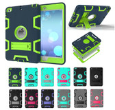 Stylish Shockproof iPad 2 3 4 Case Cover Heavy Duty Kids 3-in-1 Apple