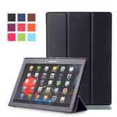 Lenovo Tab3 10 Business Tablet Smart Leather Case Cover X70F/L Tab 3